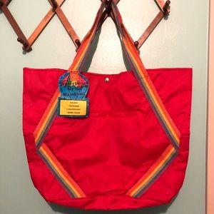 VTG 70s Deadstock Rainbow Bag